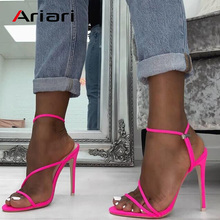 2019 Summer Pumps New Sexy Gladiator Sandals Shoes Women Thi