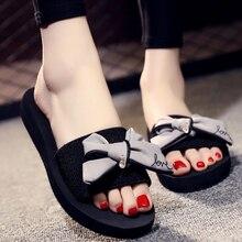 2018 Summer New Bowite Women Slides Fashion Beach Shoes Non-slip comfortable Women Sandals Slippers Big Size 35-41 недорого