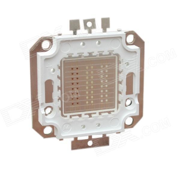 5 шт./лот DIY Высокое Мощность 50 Вт RGB <font><b>LED</b></font> интегрированный чип Бусины модуль эмиттер Бесплатная доставка