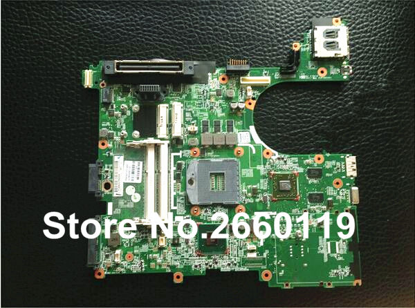 ФОТО laptop motherboard for HP 646965-001 8560P 6560B system mainboard fully tested and working well with cheap shipping