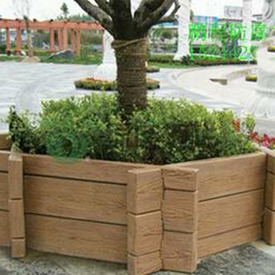 Wood Preservative Wooden Flower Pot Flower Box Tub Planters Big
