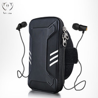 2017 Wnnideo Hand Bag New Outdoor Running Phone Case Portable Earphone Case 1 Pcs Training Accessory