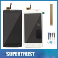 5.0 Inch For DEXP Ixion ML150 ML250 LCD Display+Touch Screen Glass Sensor Digitizer Assembly White with tools&tape