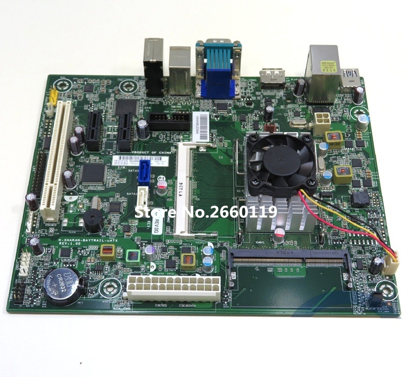 Desktop mainboard for 755527-001 741796-001 200 G1 J1750 MT motherboard Fully tested 795972 001 for hp prodesk 600 g1 sff desktop motherboard 696549 003 795972 501 lg1150 mainboard 100%tested fully work