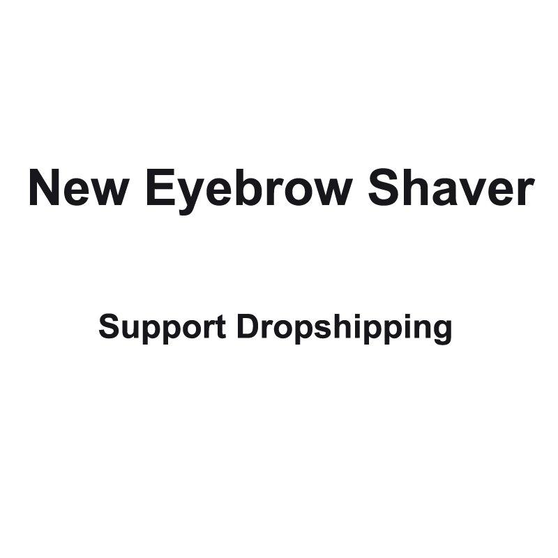 2018 neue Brauen Elektrische Augenbraue Entferner Rasierer Schmerzlos Persönliche Gesicht Pflege Mini Epilierer Unterstützung Dropshipping