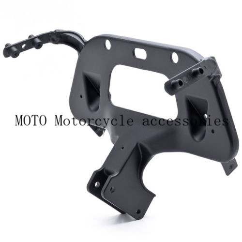 Motorcycle Headlight Stay Bracket Front Upper Fairing Stay Bracket For SUZUKI GSX 1300R Hayabusa 1999-2003 2004 2005 2006 2007 black headlight for suzuki hayabusa 1300 gsx1300r 1999 2007 front brand new motorcycle clear light lamp from china