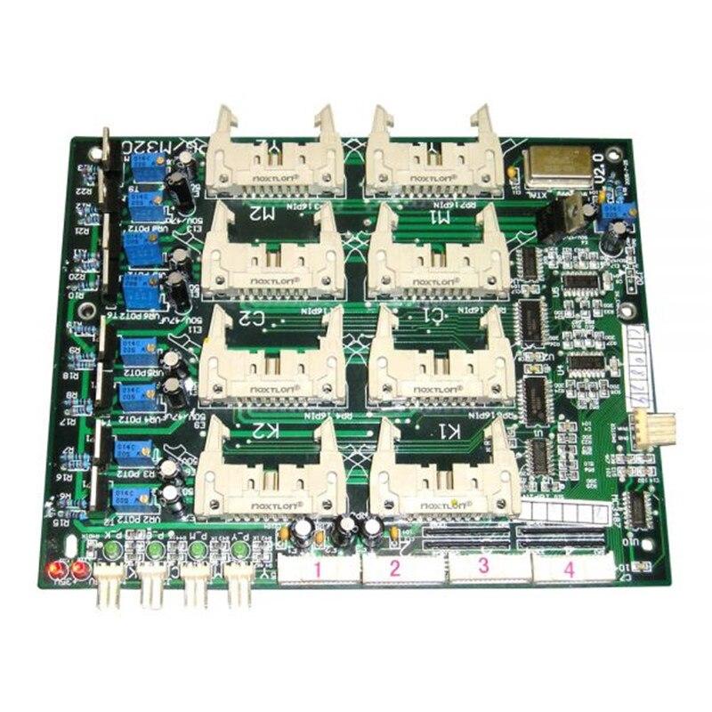 LIYU PG-1808 / PG-2508 / PG-3208 Printer Printhead head Board 89xl belt for liyu ph pg pm series printer