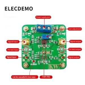 Image 3 - Opa177 módulo amplificador de tensão de precisão sinal processamento para a frente amplificação reversa função placa demonstração