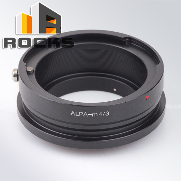Lens Adapter suit for ALPA Mount Lens to Micro 4/3 M4/3 Camera GM1 GX7 GF6 GH3 G5 GF5