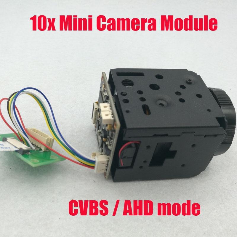 """1/3 """"0130 CMOS 1200TVL 10x optyczny automatycznego ustawiania ostrości ICR bezpieczeństwa CCTV prędkości Mini aparat z zoomem moduł 5 ~ 50mm obiektyw darmowa wysyłka w Kamery nadzoru od Bezpieczeństwo i ochrona na AliExpress - 11.11_Double 11Singles' Day 1"""