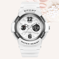SMAEL New Product Young Sports Girl Style Women Montre Gift Casual Lady Quartz Watch Relogios Feminino