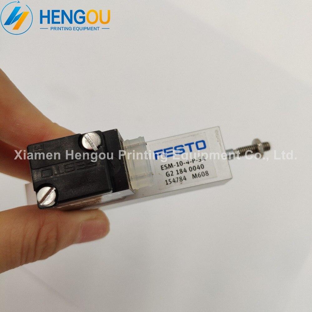 1 piece free shipping FESTO Solenoid valve G2 184 0040 cylinder offset SM52 SM74 PM74 spare