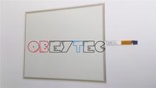 15 #8222 cali 5-drut oporowy ekran dotykowy Panel pojedynczy-czujnik dotykowy z EETI kontrolera (OB150-5W-EI) tanie tanio Obeytec Zdjęcie Rezystancyjny