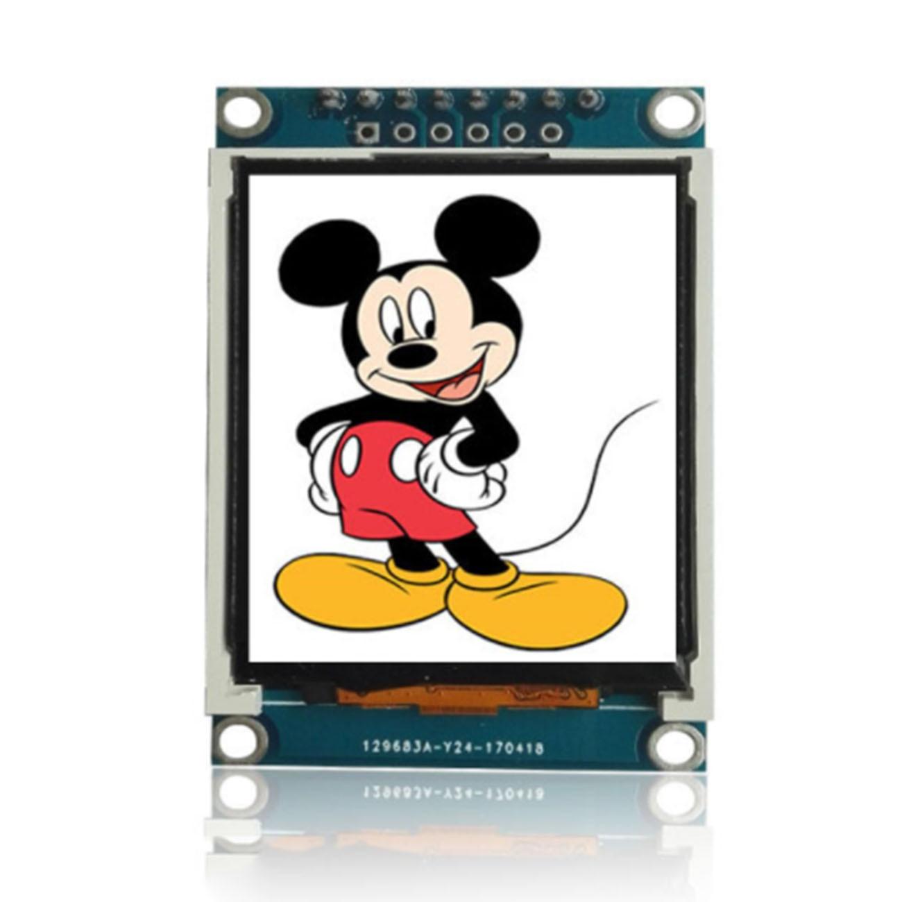 1 pièces 1.77 pouces TFT LCD écran 128*160 1.77 TFTSPI TFT module d'écran couleur module de port série