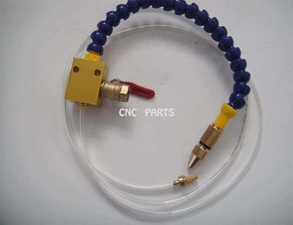 Oil Or Water Spray Nozzle Assembly For Cnc Machine Cooling System