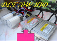 DLT 12V AC 70W X45 HID lamp, Xenon HID Kit Replacement Digital Slim Ballast Reactor Ignition Block