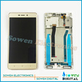 100% tested 5.0 inch for Xiaomi Redmi Hongmi 3 3S pro LCD display with Touch Screen digitizer with frame assembly full sets
