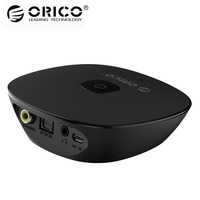 ORICO Wireless Car 4.1 Bluetooth Receiver Adapter 3.5mm to AUX Audio Music Receiver Adapter for Car Speaker MP3 Phone Headphone