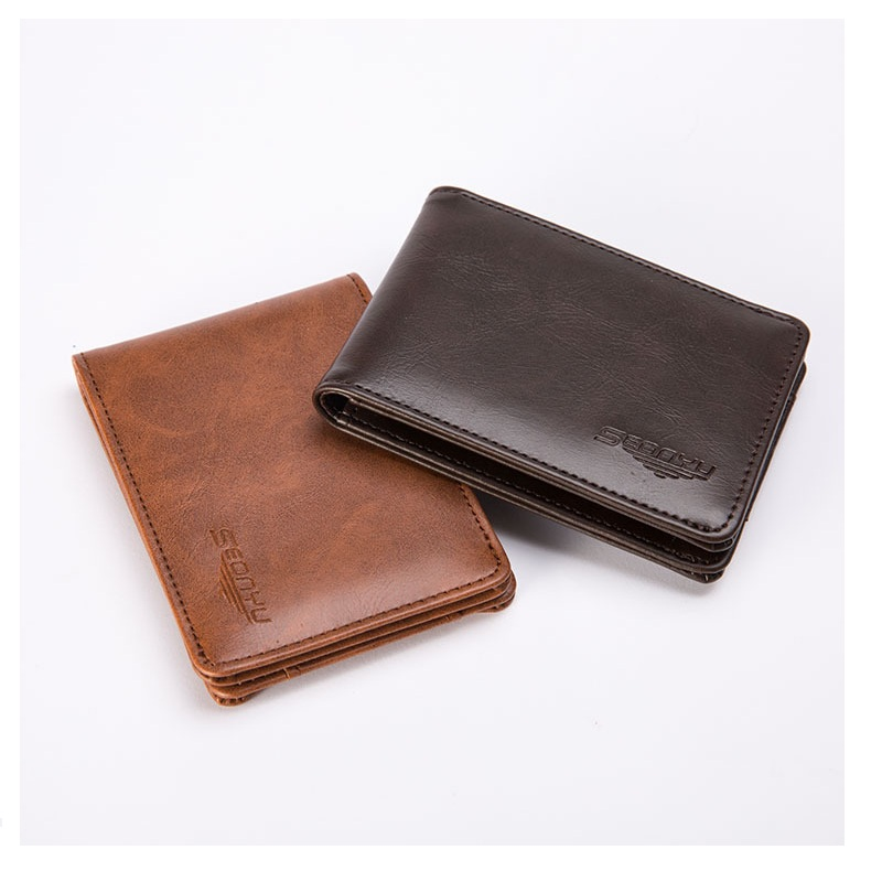 2018 Solid Stitch Wallet men business phone bit Purses card Organizer big capacity Cuzdan Pocket Vallet Women slim money bag ...