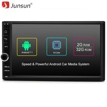 Junsun R179 2Din Android 7.1.2 Auto Multimedia Spielen Tap PC Tablet Für VW Golf 1990 ~ 2015 GPS + Wifi + Bluetooth + Radio + Quad Core 8