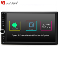 Junsun R179 2Din Android 7 1 2 Car Multimedia Play Tap PC Tablet For VW Golf
