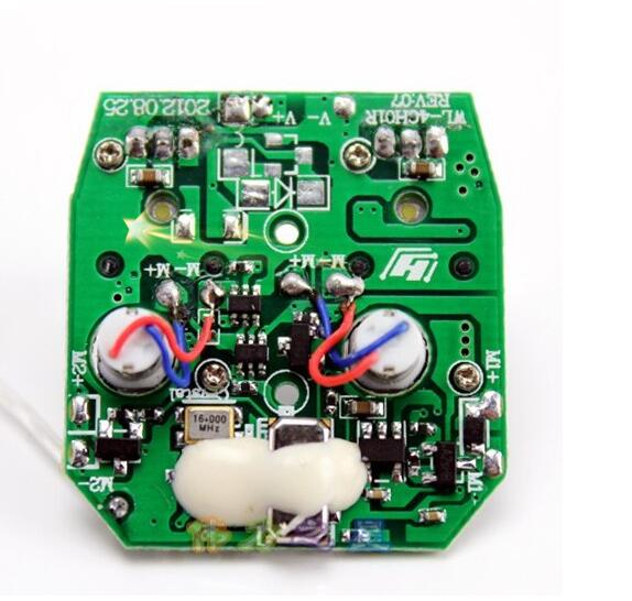 Wltoys V911 V911-1 V911-2 circuit board receiving plate panel for Wltoys V911 V911-1 V911-2 general remote control helicopter pa wltoys v911 1 remote control aircraft helicopter single propeller airplane