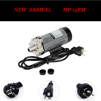 HomeBrew Pump MP 15R Food Grade 304 Stainless Steel Brewery Beer Home brew 220V Magnetic Drive Water Pump Temperature 140C 1/2