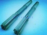 1pcs HSS H7 기계 테이퍼 생크 스트레이트 플루트 척 리머 38mm