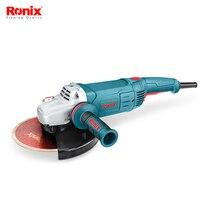 Ronix herramienta Grinder ferramentas Angle speed control high power machine model 3241