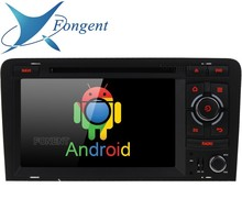 Android Car Intelligent Multimedia Radio Video Player For Audi A3 S3 RS3 RNSE 2002 2003 2004 2005 2006 2007 2008 2009 2010 2011