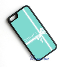 Tiffany and Co protection phone cover case for iphone 4 4s 5 5s 5c se 6 6s 7 6 plus 6s plus 7 plus #tm1055