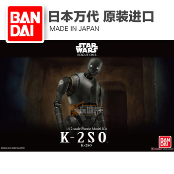 Rogue One: A Star Wars StoryBandai Star Wars Toys stormtroopers K-2SO Collection Model Star Wars PVC Action Figure фото
