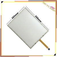 Original 12 1 Inch 5 Wire 4 3 Resistive Touch Screen Panel For Industrial Medical Equipment