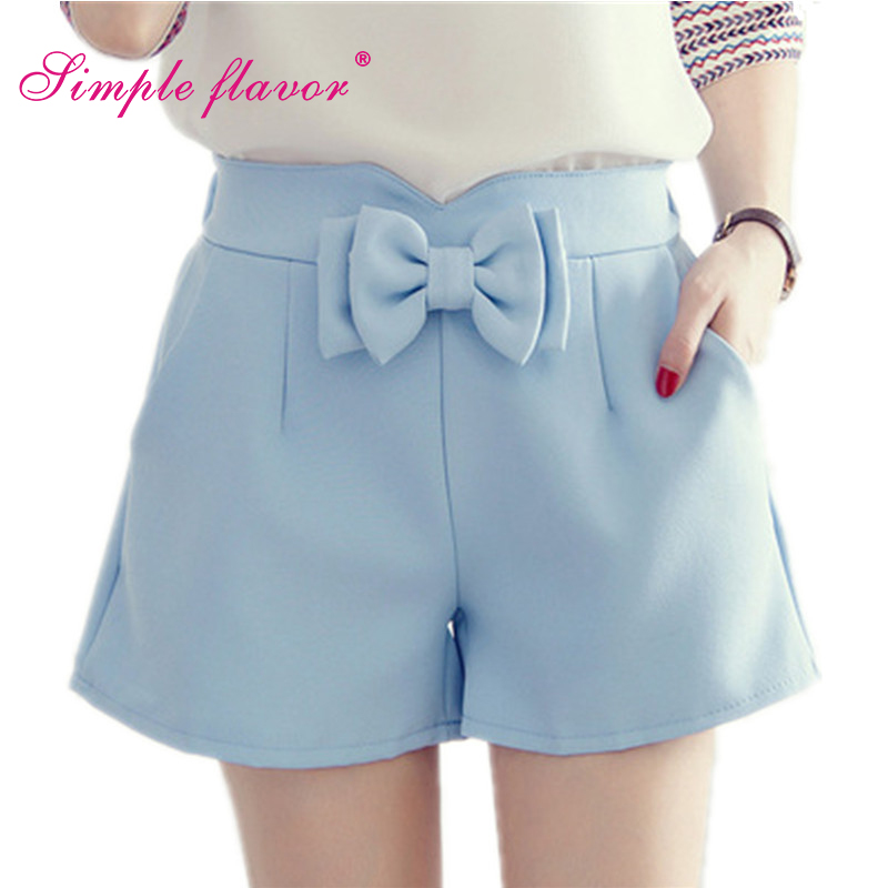 Aliexpress.com : Buy Women Summer Shorts Girls Sweet High Waist ...