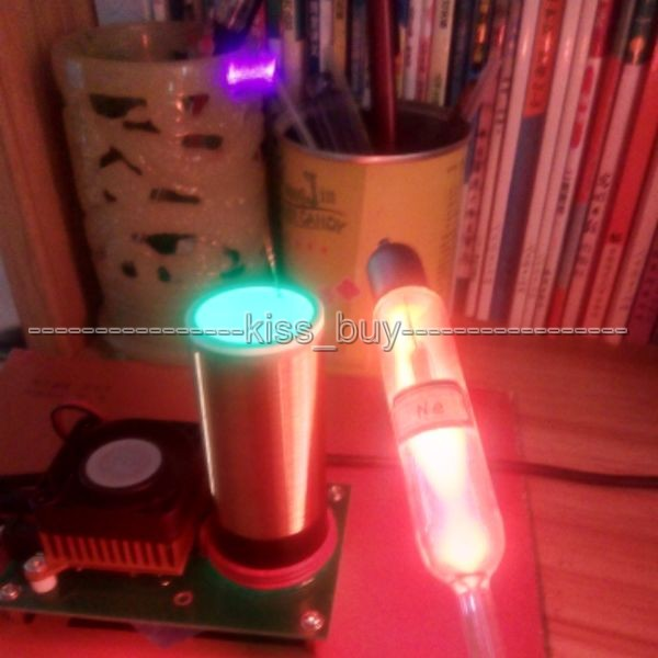 Electronic Toys Music Tesla Coil Wireless Transceiver Distance/ Spacer Lighting Reasonable Price Plasma Speaker