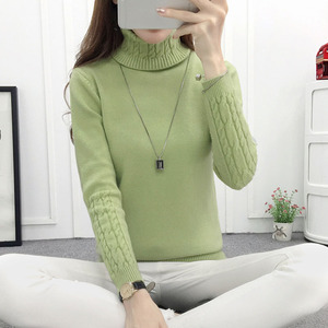 Image 4 - Sweater Female 2020 Autumn Winter Cashmere Knitted Women Sweater And Pullover Female Tricot Jersey Jumper Pull Femme Tops