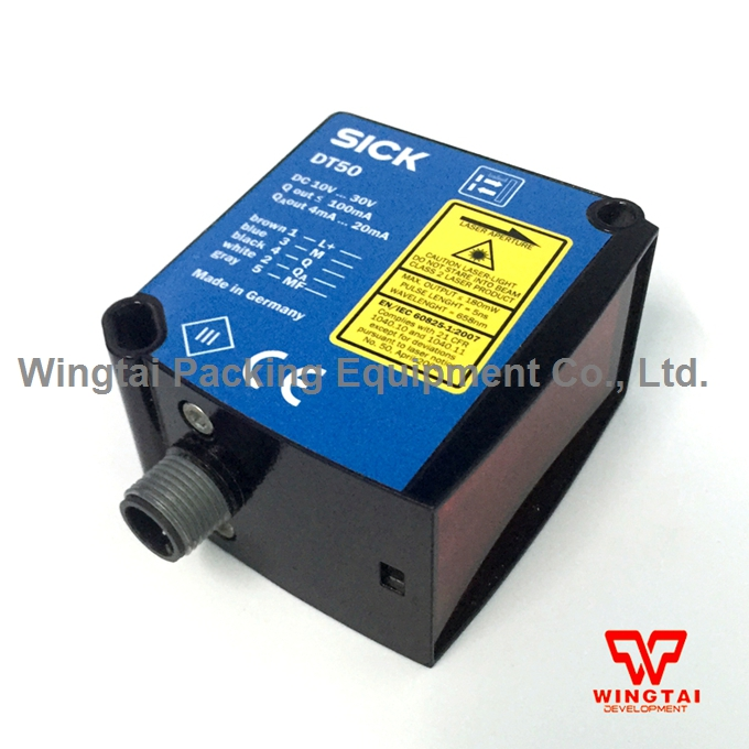 SICK DT50-P1113 Digital Mid Range Photoelectric Laser distance sensors sick lsi101 112