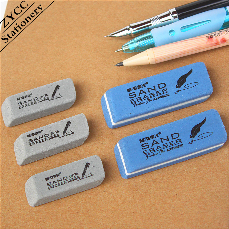 3PCS/lot Scrub Eraser Gel Pen Fountain Pen Ball Pen Ink Eraser Computer Plug-in Cleaning Eraser