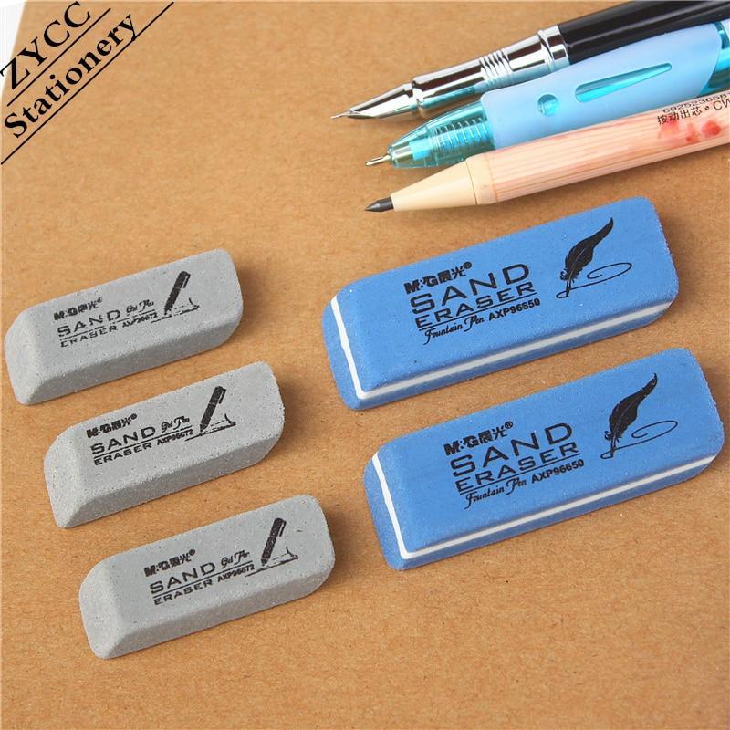 3PCS/lot Scrub Eraser Gel Pen Fountain Pen Ball Pen Ink Eraser Computer Plug-in Cleaning Eraser