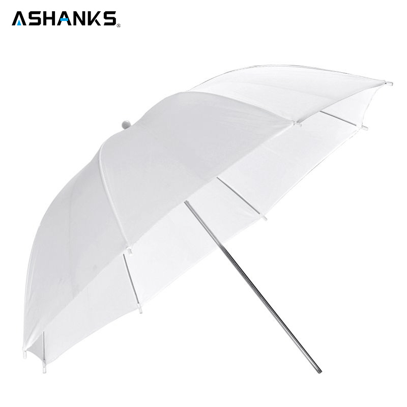 "ASHANKS 33""/83cm Photography Soft Umbrella Translucent White & Fotografica Accessories for Photo Studio Video Flash Lighting"