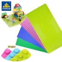 KAZI Big Blocks Base Plate 32 16 Dots 51 25 5 Cm DIY Baseplate Building Blocks
