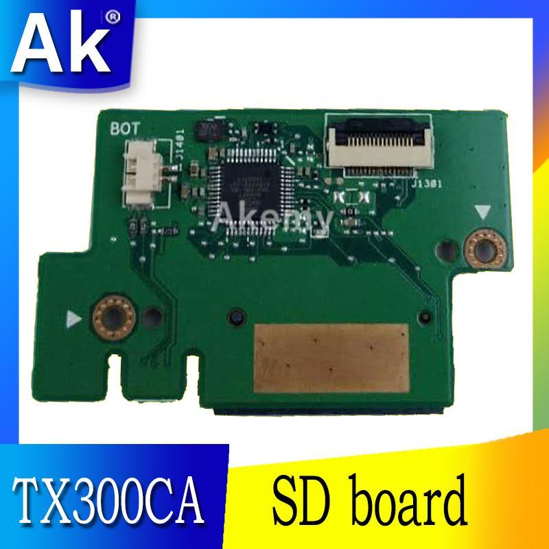 For ASUS TX300CA Transformer Book DK REV2.0 USB Main Board 60NB0070-MB2060