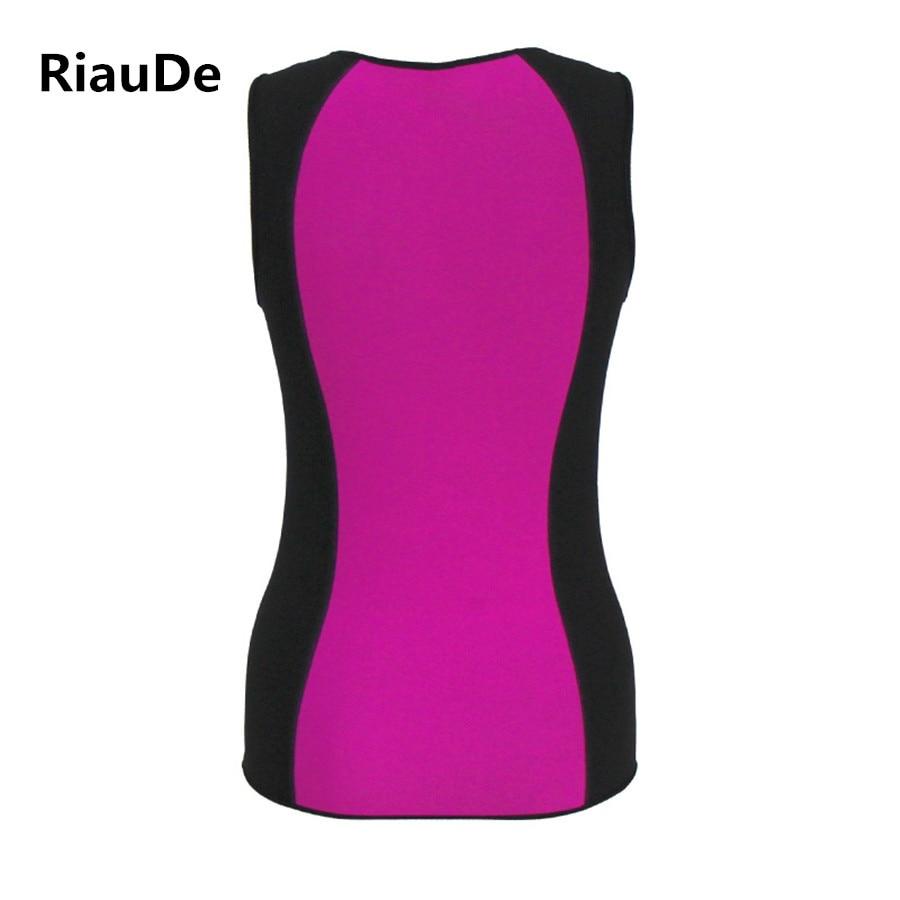 1a515f655 New Women Hot Slimming Vest Body Shapers Vest Neoprene Waist Trainer Sweat  Sauna Corset Slim Shapewear Tummy Body Shapers Girdle