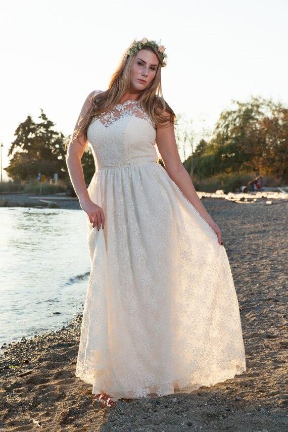 Brautkleid Abiti Da Sposa Trouwjurk Boho Vestido De Novia Robe De