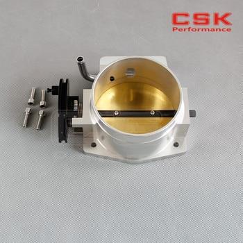 Substituição Do Corpo Do Acelerador Para Ls1 Ls2 Ls3 Ls6 Ls7 Lsx Alumínio 102mm