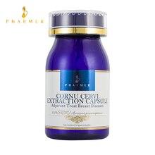 Pharmer Cornu Cervi экстракционная капсула, адъювант лечение молочных заболеваний, лечение гиперплазии груди, рак фибромы груди, 50 шт
