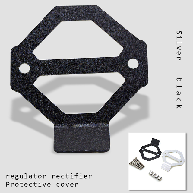 For BMW F800GS F650GS F800 GS F 800 GS 2013 2014 2015 2016 2017 2018 Motorcycle Accessories Regulator Rectifier Protective Cover