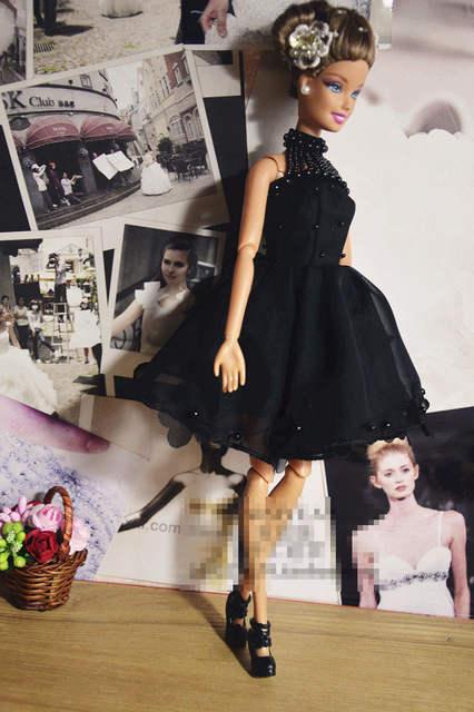 Online Shop Hazy Beauty Autonomous Design Handmade Black Dress Doll