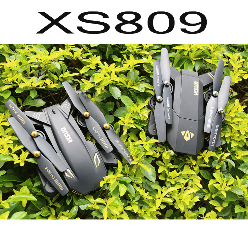 SMRC drone XS809S WIFI Rc with 720P Camera Folding Remote Control FPV Helicopter Toy for Kids and beginners 20 Minutes Fly Time цена