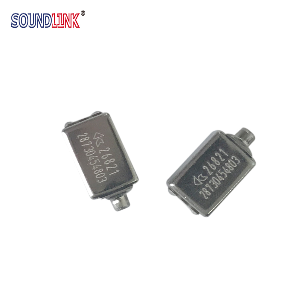 2pcs Knowles ED 26821 Balanced Armature Driver Speaker Receiver for IEM Custom Earphone Hearing Aids